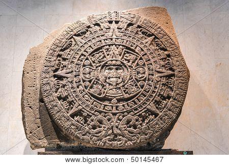 Aztec Stone Of The Sun