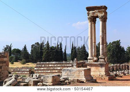 Anjar, Lebanon