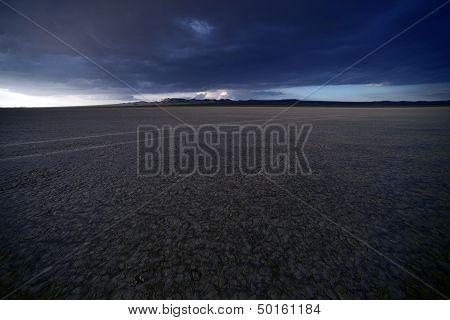 Lakebed Mojave