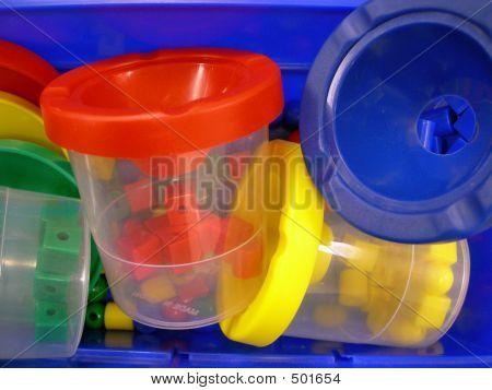 Preschool Sorting Beads