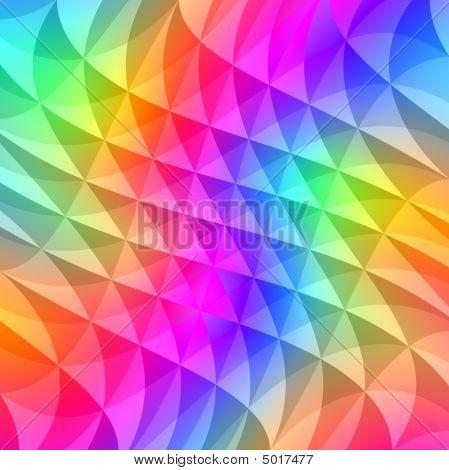 Prism Squares Pattern