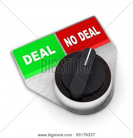 Deal Vs No Deal Switch