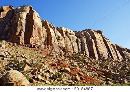 Utah Canyonlands Rocks