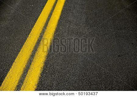Road Pavement Backdrop
