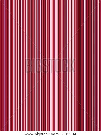 Red Pinstripe Background