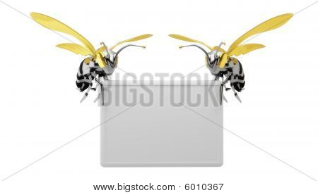 Billboard Bee