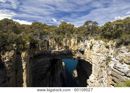 Tasman Arch, Tasman National Park, Tasmania, Australia