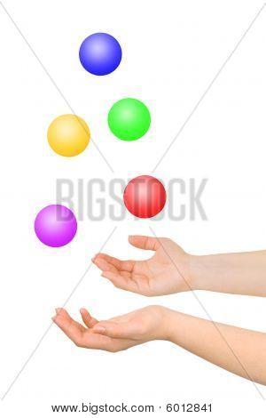 Juggling Hands