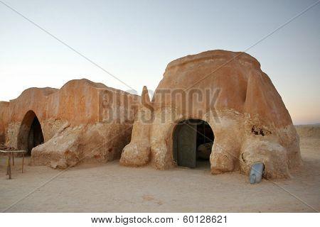 Ong Jemel In Tunisia