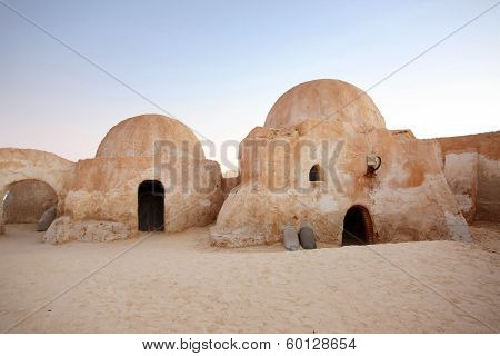 Place Ong Jemel In Tunisia