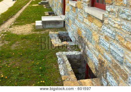 Barrack Egress Windows