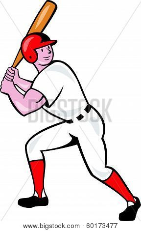 Baseball Player Cartoon