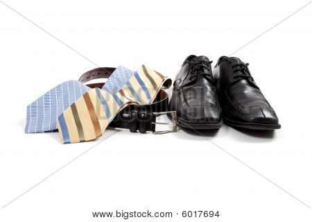 Assorted Men's Clothing Accessories