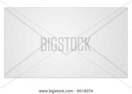Sealed Envelope Illustration