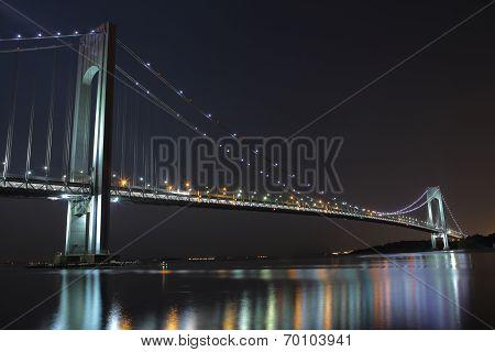 Verrazano Bridge. New York. United States