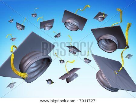 Chapéus de formatura