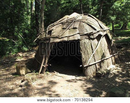 Native American Wigwam