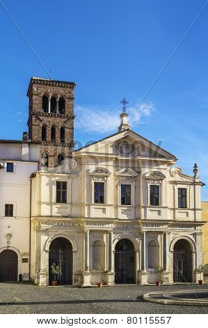 Basilica Of St. Bartholomew, Rome