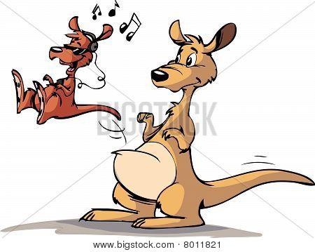 mp3 kangaroo