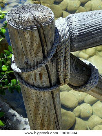 die alte Brücke-Schiene