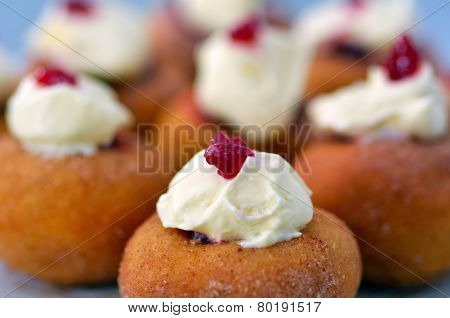 Sufganiyot - Hanukkah Jewish Holiday Food