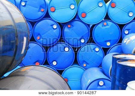 oil gallons