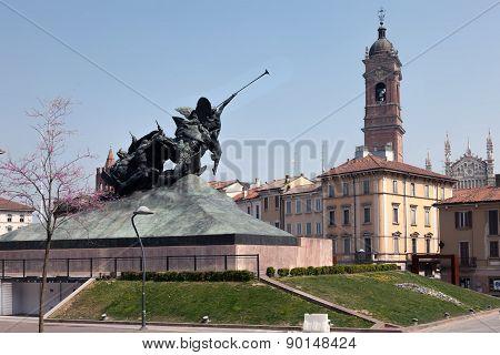 Monza World War I Memorial