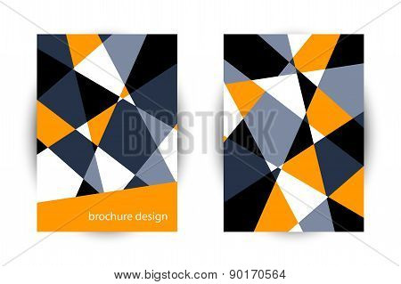 Business Brochure, Flyer Template .