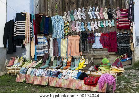 Tradition at Viscri