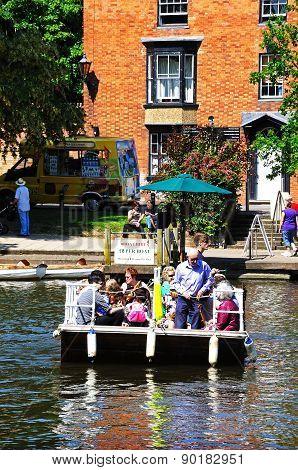 Foot ferry, Stratford-upon-Avon.
