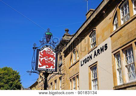 Lygon Arms, Chipping Campden.