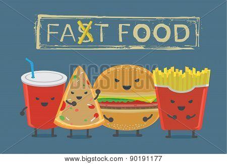Fast food devil group