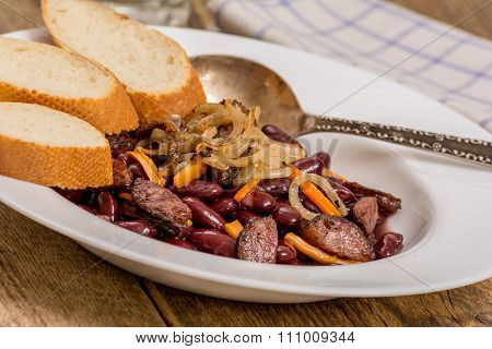 Traditional Red Beans