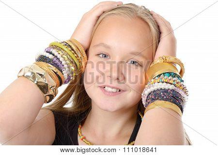 Jewel victim girl