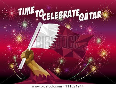 Time To Celebrate Qatar
