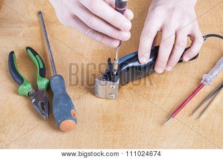 Repair Of Household Appliances