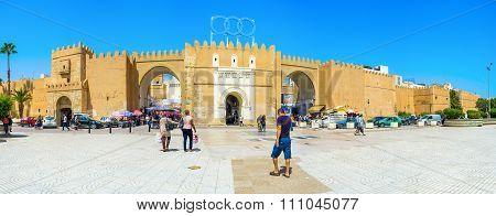 The Central Medina Entrance