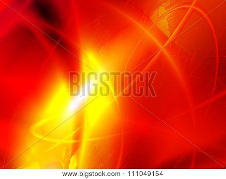 Fire Conceptual Art Graphic Design