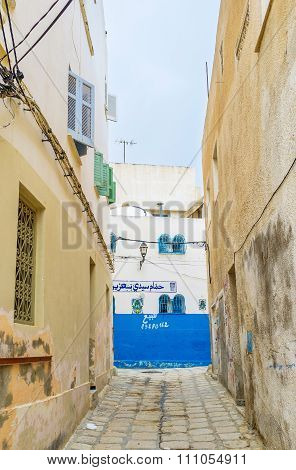 The Baths In Sousse