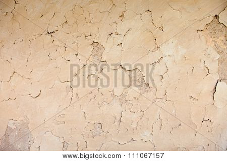 Wattle And Daub Wall Texture