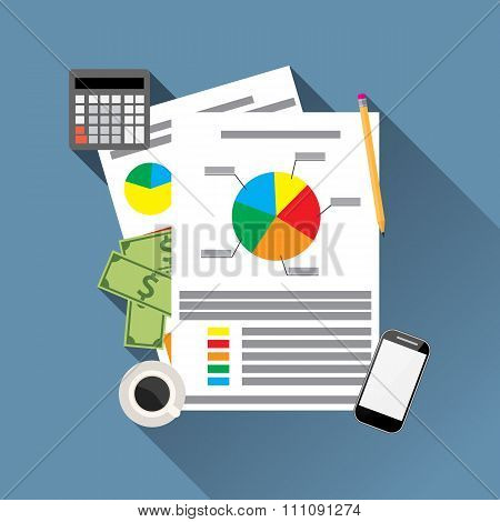 financial calculations design