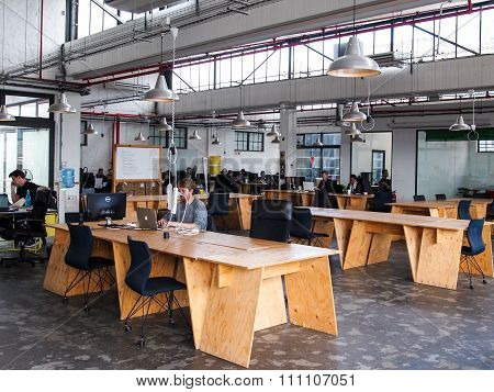 Coworking Space - Cape Town