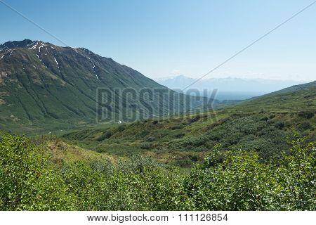 Alaska's Hills and Mountains