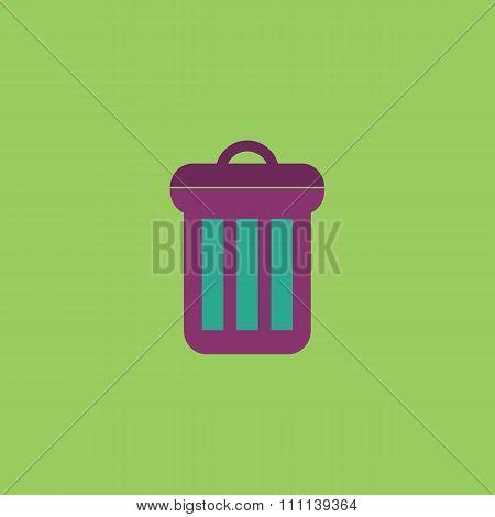 urn flat icon