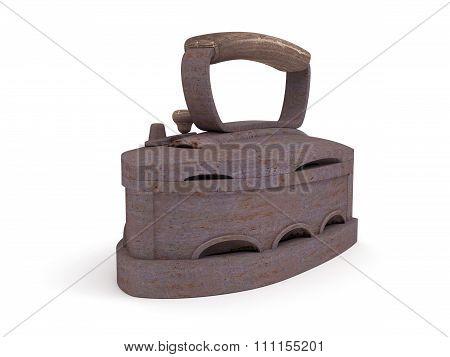 Rusty Flatiron