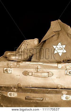 Jewish holocaust symbol
