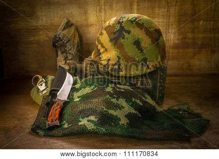 Army Equipmment