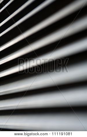 Abstract Industrial Object