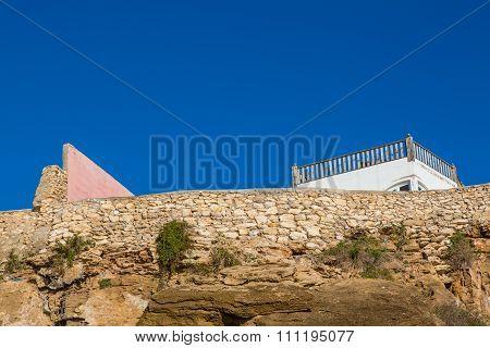 Village Moulay Bouzarqtoune, Morocco