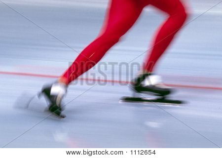 Speed Skating 002